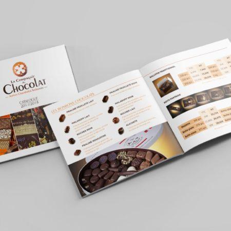 Catalogue Compagnie du chocolat