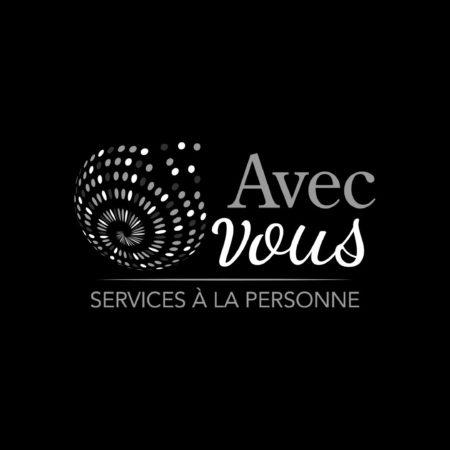 Logo défonce Avec Vous Services à la personne