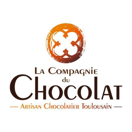 logo couleur Compagnie du chocolat
