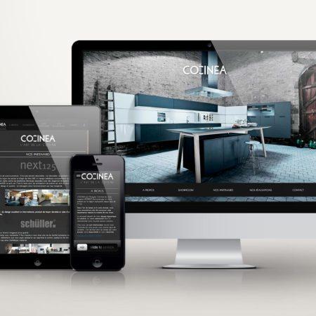 Webdesign cocinea