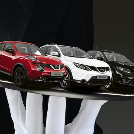 Photomontage Nissan