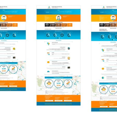 Webdesign RH BSI évolutif Groupe Bernard