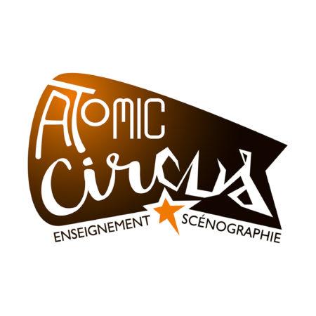 Logo Atomic circus