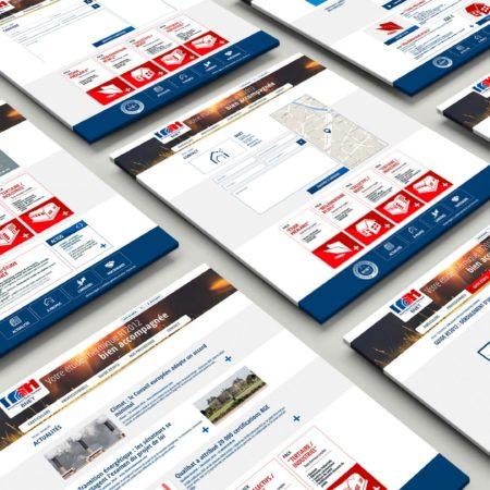 Webdesign Bnet - Bureau d'étude thermique et fluide paris