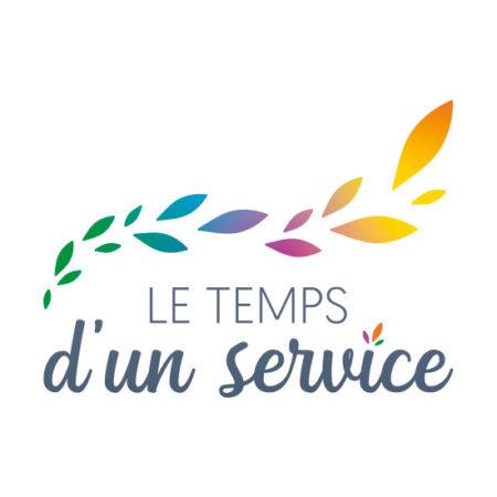 Création du logo le Temps d'un service
